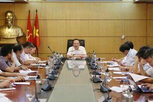 Xây dựng kế hoạch chi tiết trữ nước Đồng bằng sông Cửu Long