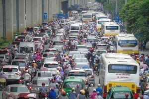 Khó thực hiện thu phí ô tô vào trung tâm nội đô