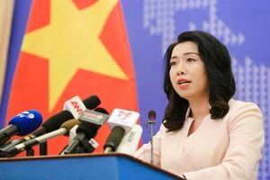 Việt Nam sẽ tham gia cuộc diễn tập hàng hải ASEAN-Mỹ