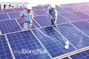 Đua nhau làm… điện năng lượng mặt trời