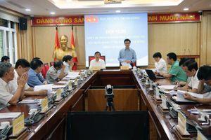 Hội nghị góp ý dự thảo Báo cáo tổng kết công tác xây dựng Đảng và thi hành Điều lệ Đảng nhiệm kỳ Đại hội XII