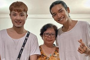 BB Trần và người yêu đồng giới không ngại công khai tình cảm trước gia đình