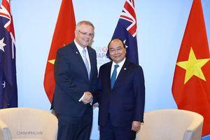 Hôm nay, Thủ tướng Australia bắt đầu chuyến thăm chính thức Việt Nam