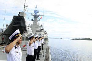 Việt Nam xác nhận tham gia cuộc tập trận Mỹ và ASEAN