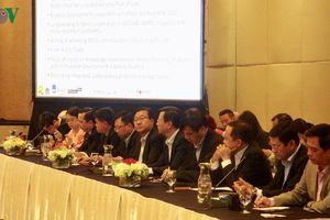 TPHCM tìm hiểu kinh nghiệm xây đê ven biển chống lũ lụt của Indonesia