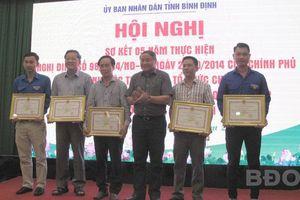 Bình Định: Sơ kết 5 năm thực hiện Nghị định số 98 của Chính phủ