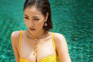 Maya kể về thời làm người mẫu vô danh ở Hãy chọn giá đúng