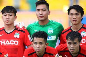 Thực tế của HAGL sau danh sách đội tuyển Việt Nam
