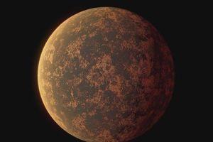 Hành tinh không có khí quyển lần đầu được phát hiện