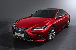 Xe thể thao hạng sang Lexus ES 300h F Sport sắp bán ra thị trường