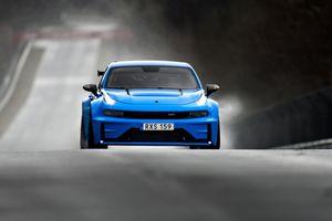 Ôtô Trung Quốc phá kỷ lục tốc độ trên đường đua Nurburgring