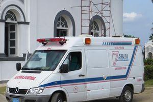 Tai nạn giao thông khiến sáu người thiệt mạng tại Cuba