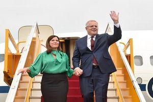 Ngưỡng mộ sự nghiệp Thủ tướng Australia thăm VN
