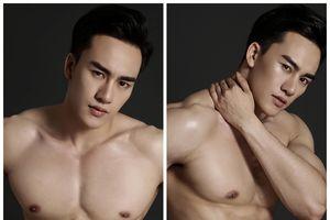 Vẻ ngoài nam tính của đại diện Việt Nam dự thi 'Man of the Year 2019'