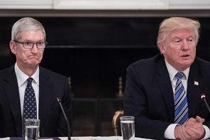 Trump: Mỹ sẽ 'trợ lực' cho Apple trong cuộc chiến với Samsung