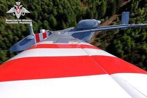 Nga công bố chuyến bay đầu tiên của máy bay không người lái trinh sát mới