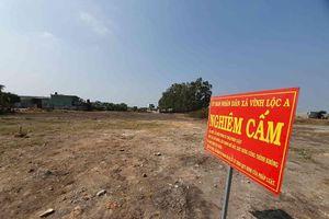 TPHCM kỷ luật nhiều lãnh đạo liên quan xây dựng trái phép ở huyện Bình Chánh