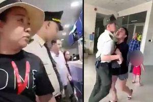 Công an Đống Đa lên tiếng vụ nữ cán bộ công an gây rối ở sân bay