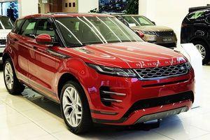 Chiêm ngưỡng Range Rover Evoque 2020 vừa về Việt Nam, giá từ 3,68 tỷ đồng