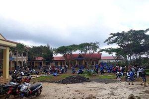 Dự trại hè, 30 học sinh phải nhập viện nghi ngộ độc thực phẩm