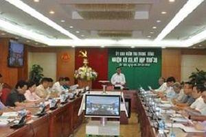 Xem xét kỷ luật Bí thư, Chủ tịch, nguyên Chủ tịch UBND tỉnh Khánh Hòa