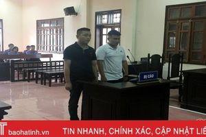 2 'trùm' Hải Phòng cho vay nặng lãi ở TP Hà Tĩnh lĩnh án 36 tháng tù