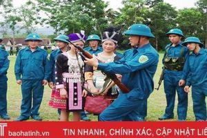Hà Tĩnh giáo dục nâng cao lòng yêu nước, củng cố thế trận quốc phòng toàn dân