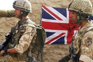 Quân đội Anh ngày càng bị giảm quy mô đầu tư và quân số
