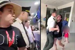 Yêu cầu đình chỉ công tác, đề xuất cấm bay nữ cán bộ công an chửi bới, dọa đánh nhân viên hàng không