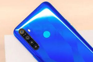 Ảnh chi tiết Realme 5: 4 camera sau, pin 5.000 mAh, chip Snapdragon 665, giá hơn 3 triệu