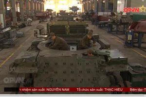 Phải chăng Việt Nam đang cải tiến hàng loạt xe tăng T-54?