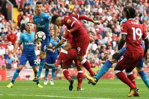 Lịch thi đấu và phát sóng bóng đá châu Âu cuối tuần: Đại chiến Liverpool – Arsenal