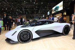 Aston Martin Valhalla - Siêu xe sản xuất chỉ 500 chiếc
