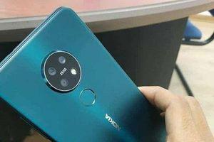 Nokia 7.2 tiếp tục lộ diện với camera tròn ống kính Zeiss, chip S710, RAM 6 GB