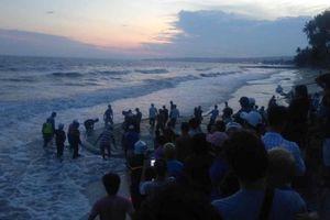 Tìm thấy 4 sinh viên chết đuối thương tâm ở Bình Thuận