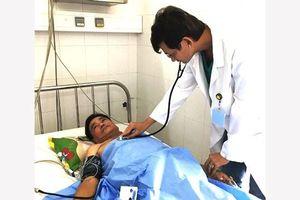 Cứu sống bệnh nhân nước ngoài thoát chết vì nhồi máu cơ tim cấp