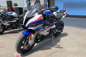 BMW S1000RR 2020 sẽ có động cơ hiệu suất cao, quyết đấu Kawasaki H2