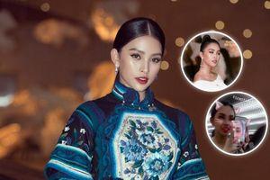 Trần Tiểu Vy - Hoa hậu không góc chết cuối cùng cũng có loạt 'ảnh dìm' muốn giấu đi ngay