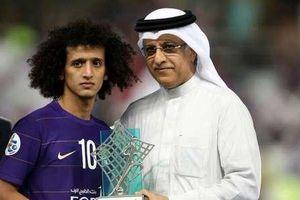 UAE triệu tập cầu thủ hay nhất châu Á cho vòng loại World Cup 2022