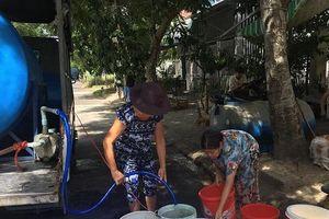 Đà Nẵng: Người dân hạn chế tích trữ nước để sớm hồi phục mạng lưới