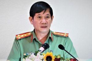Đề nghị Ban Bí thư kỷ luật Giám đốc Công an tỉnh Đồng Nai Huỳnh Tiến Mạnh