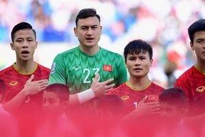 Thầy Park và bài toán nhân sự cho vòng loại World Cup 2022