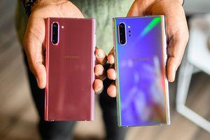 Galaxy Note 10 Plus 1.100 USD nhưng thiếu tính năng nổi bật
