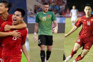 Đội hình 'công hay - thủ giỏi' của ĐT Việt Nam trước ĐT Thái Lan