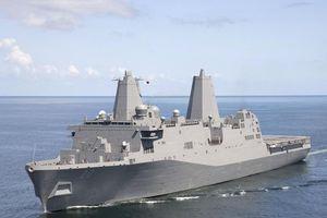 Tàu chiến Mỹ qua eo biển Đài Loan bất chấp căng thăng leo thang với Trung Quốc