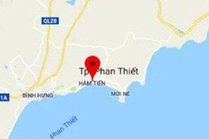 Tìm thấy thi thể 4 du khách tắm biển bị sóng cuốn ra biển