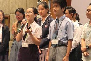 Ươm mần thế hệ trẻ cùng 'Nhà lãnh đạo trẻ châu Á 2019'