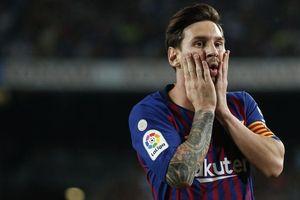 Vắng Messi không phải vấn đề lớn nhất của Barca
