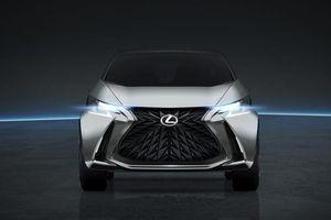 Lexus phát triển hatchback mới - cỡ nhỏ, 2 cửa, đi trong phố