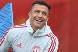 MU tốn bao nhiêu cho 5 bàn thắng của Alexis Sanchez?